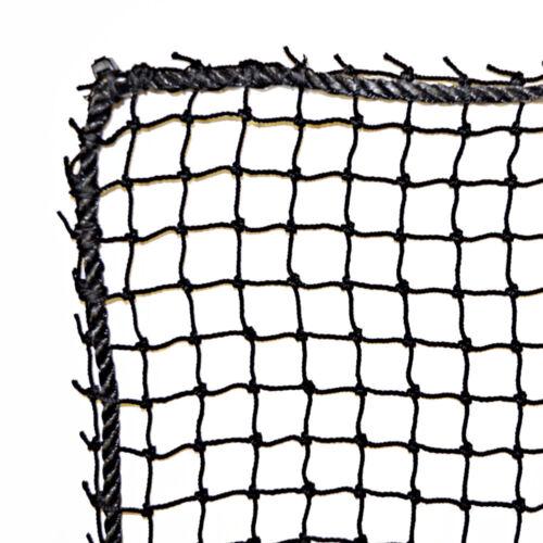 Dynamax Sports #18 Standard High Impact Golf Barrier Net, Black, 10