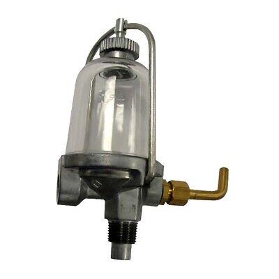 Fuel Strainer Sediment Bowl Assembly For Ih International Farmall Mv Super H Hv