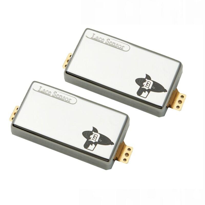 Lace D3 Signature Disintegrators Humbucker set - Chrome