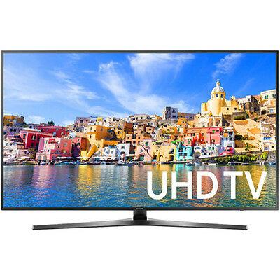Samsung UN55KU7000 - Curved 55-Inch 4K UHD HDR Smart LED TV - KU7000 7-Series