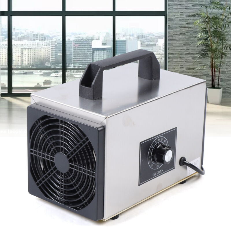 Commercial Ozone Generator Industrial Pro Air Purifier Mold Mildew Machine SALE!
