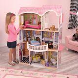 KidKraft Magnolia Toy Dollhouse, White