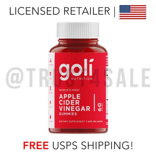 Goli - Apple Cider Vinegar Gummies (60 count)