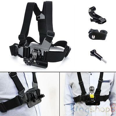 Adjustment Chest Elastic Belt Body Strap Mount Adaptor fr So