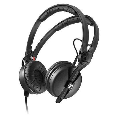 Sennheiser HD 25 On-Ear Closed Pro Studio Reference Monitor DJ Headphones