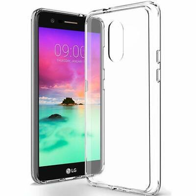 For LG Stylo 4 /3 Transparent Clear Thin Rubber Silicone Gel TPU Soft Case Cover Clear Silicone Gel Case