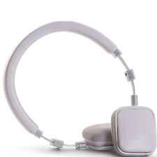 Harman Kardon Soho-I Headphones White Leather with Remote HKSOHOIWHT