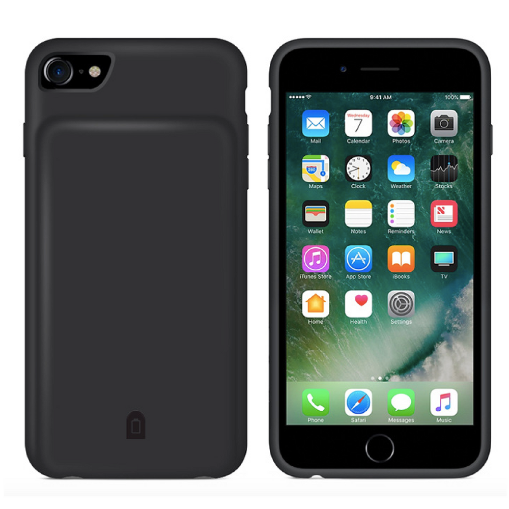 charge able iphone 8 case