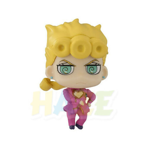 PVC Action Figure Model Toy New Collection 6pcs JoJo/'s Bizarre Adventure Q Ver