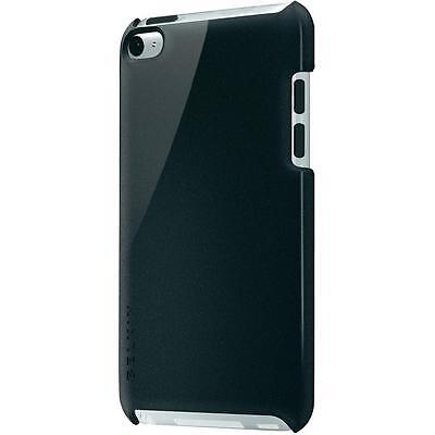 Belkin iPod Touch 4th Generation 4G Shield Micra Metallic Case/Cover/Skin Black Belkin Belkin Ipod Touch