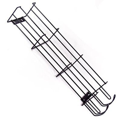 10 Unit Dispenser Rack - FIRST AID ONLY FX-220 10 Unit Dispenser Rack, Steel, Medium