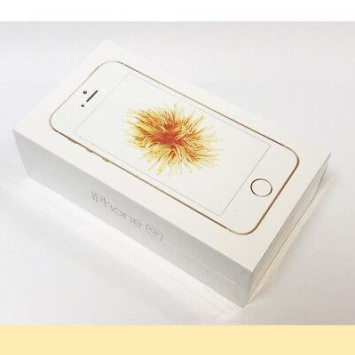 Apple iPhone SE - 128GB - Gold (Ohne Simlock) Smartphone LTE 4G  Handy