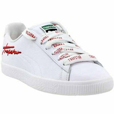 2e91d15195a1 Puma Trapstar Clyde Sneakers White - Mens - Size 11 D