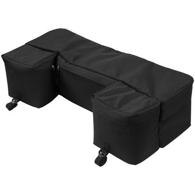 Atv Rack Bag - Black ATV Rack Storage Pack Luggage Bag