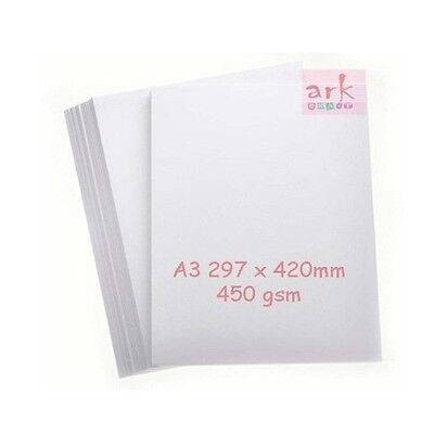 A3 White Card 450gsm(Vision Superior) 10 sheets Super Thick