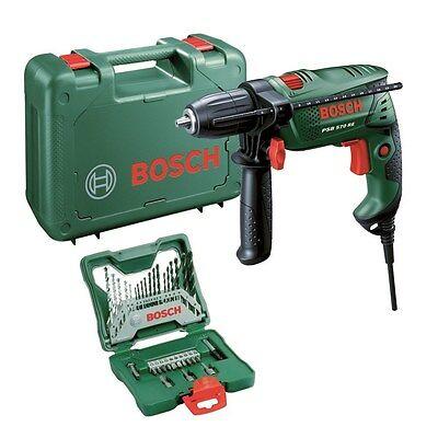 TRAPANO A PERCUSSIONE BATTENTE BOSCH PSB 570 RE con Bosh tapano impact drill