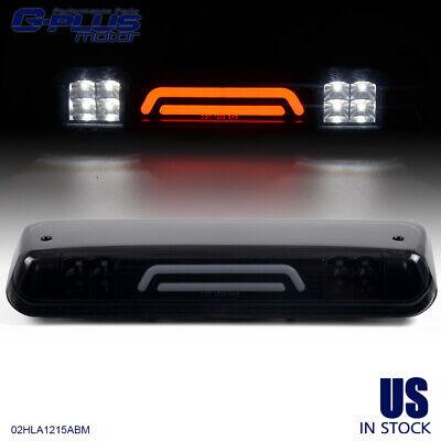 FOR 2004-2008 FORD F150 LOBO 3D LED BAR THIRD 3RD TAIL BRAKE LIGHT CARGO LAMP