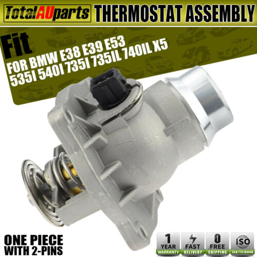Dayco Thermostat for Bmw 535I E34 3.4L Petrol M30B35 1988-1993