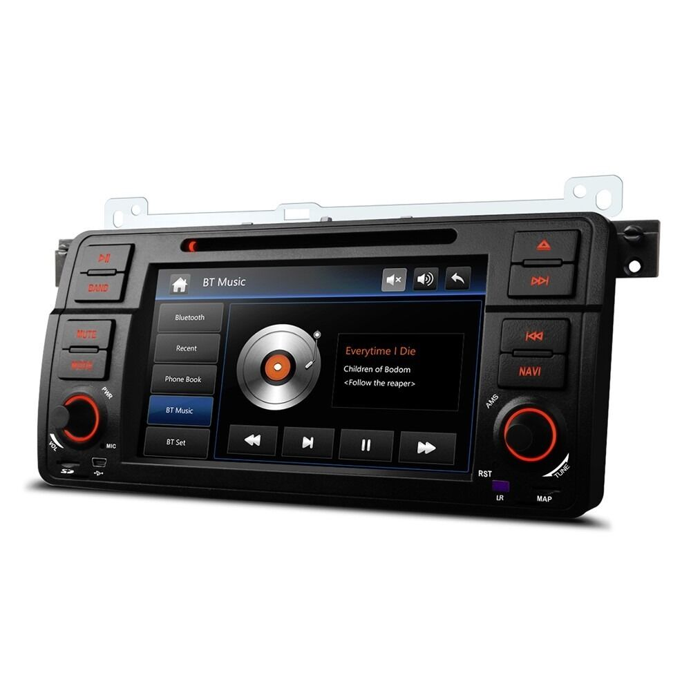 7 Inch HD Navigation Car Audio Bluetooth DAB+ Radio Tuner ... Ddi Speaker Wire Harness on