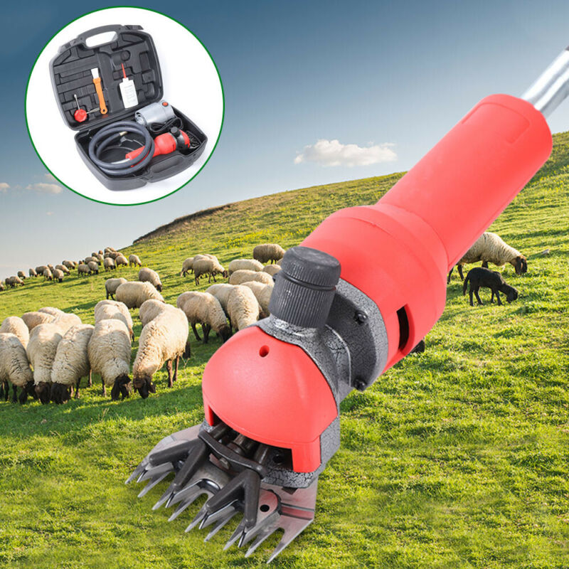 Electric Flexible Shaft Sheep/Goat Shear Shearing Clipper Livestock Shear Tool