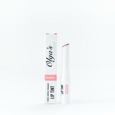 Olga's Organics Mineral Lip Tint - Everly (Organics Lip Tint)