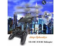 Attop Opheodrys YD-118C 3CH Infrared Controlled RC Helicopter RM4056