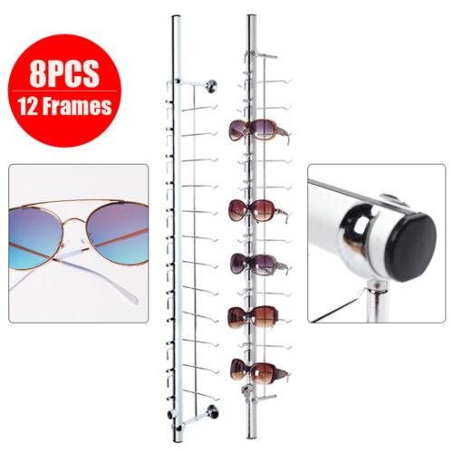 sunglasses eyeglass glasses frame rack display holder