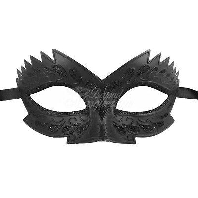 Masks For Masquerade Ball Men (Spike Mardi Gras Venetian Masquerade Ball Mask for Men M3119)