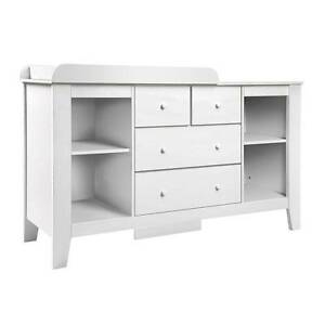 Baby Chest Change Table Dresser Cabinet - free shipping Brisbane City Brisbane North West Preview