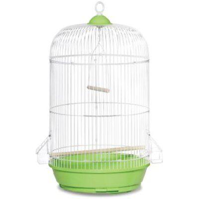 Prevue Hendryx Birdcages Classic Round Cages Pet Hang Indoor Outdoor Green