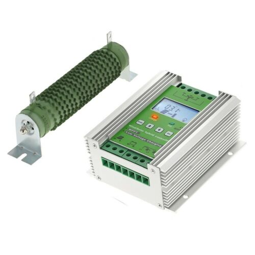 MPPT 500W 12V-24V Mppt Hybrid Charge Controller