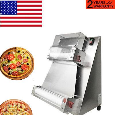 Usa Automatic Pizza Bread Dough Roller Sheeter Pizza Making Machine Pizza Make