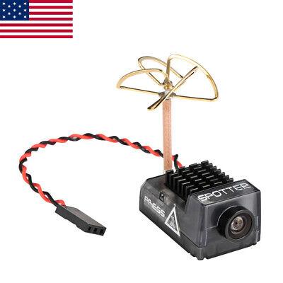 Spotter V2 5.8Ghz 40CH 200mW 700TVL FPV Micro AIO Camera for Mini FPV RC Drone