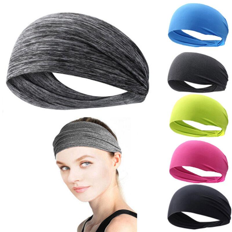 Sportlich Laufende Haarband Bandage für Fitness Kopfband Yoga Sport Sweatband