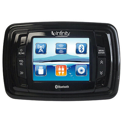"Infinity PRV350 3.5"" Color TFT Screen - 4x50 AM/FM/BT/USB/AUX in/... [INFPRV350]"