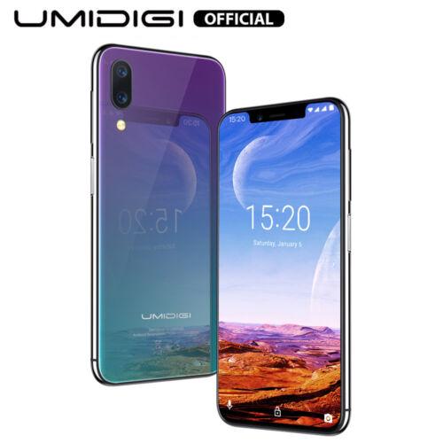 Android Phone - UMIDIGI One Pro SmartPhone Dual 4G Unlocked 64GB 4GB Octa-core 1 year  Warranty