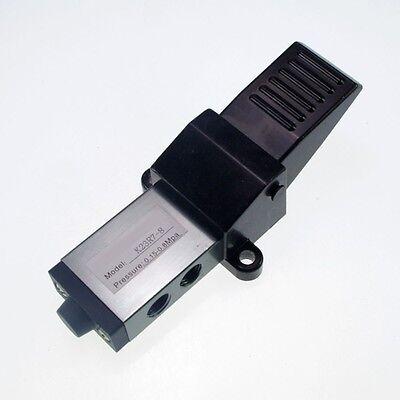 1pcs G 14 Air Pneumatic Foot Pedal Manual Valve 2 Position 3 Way K23r7-8