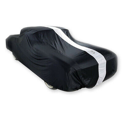 Autotecnica Show Car Cover Indoor for Ford Falcon XW XY GT GS Fleece Black