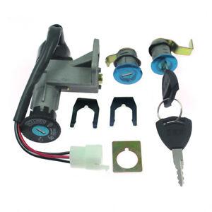 Key Switch Ignition Lock for Chinese 50cc 150cc GY6 Taotao Jonway Roketa Scooter