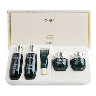 [OHUI] Prime Advancer 5 items Travel Kit Anti-Aging Newest O HUI Anti Aging Travel Kit
