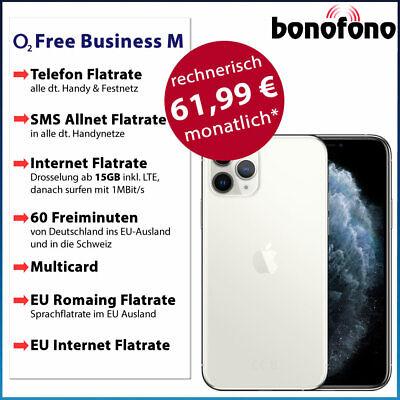 Apple iPhone 11 Pro Max 256GB - o2 Free Business M Allnet Flatrate|Internet 15GB online kaufen