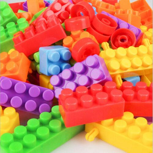 100Pcs Building Blocks for Kids Educational Toys Creative Br