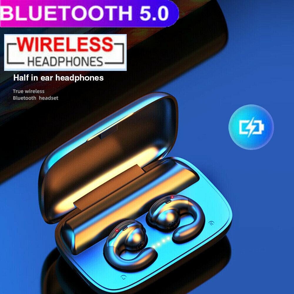 Bone Conduction True Wireless Bluetooth 5.0 Headsets headpho