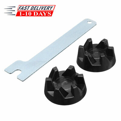 2PCS Blender Rubber Coupler Gear Clutch with Removal Tool for KitchenAid