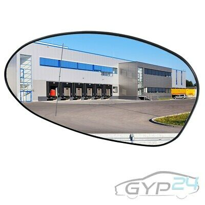 ULO Spiegelglas Glas Aussenspiegel beheizbar asphärisch links