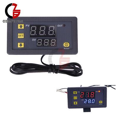12v W3230 Digital Temperature Controller Temp Sensor Thermostat Control Relay