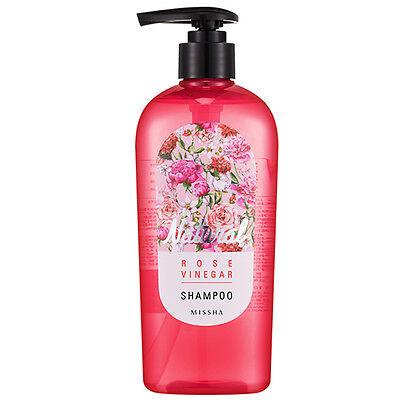 MISSHA Natural Rose Vinegar Shampoo 310ml