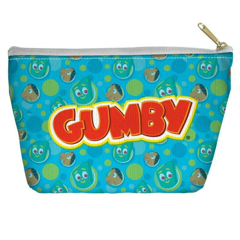 Gumby Best Friends Accessory Tapered Bottom Pouch