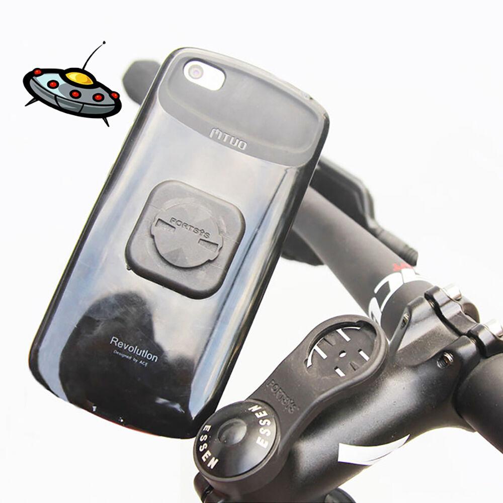 Bike Bicycle Bracket Holder Handle Bar GPS Computer Mount For Garmin Edge GPS