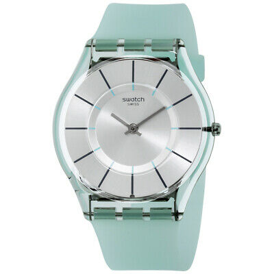 Swatch Skin Quartz Movement Silver Dial Ladies Watch SFK397 **Open Box**